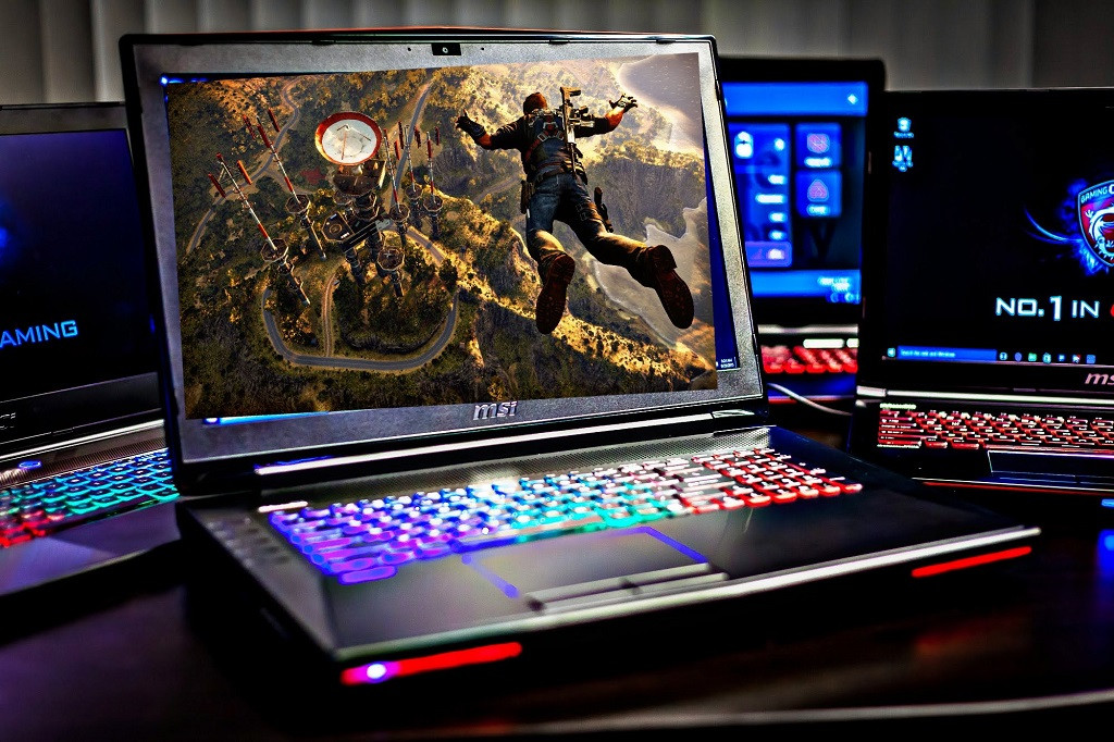 Laptop Gaming 5 Jutaan